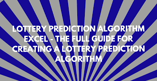 How to Win Lottery by Using Analysis Algorithms for Lottery Prediction